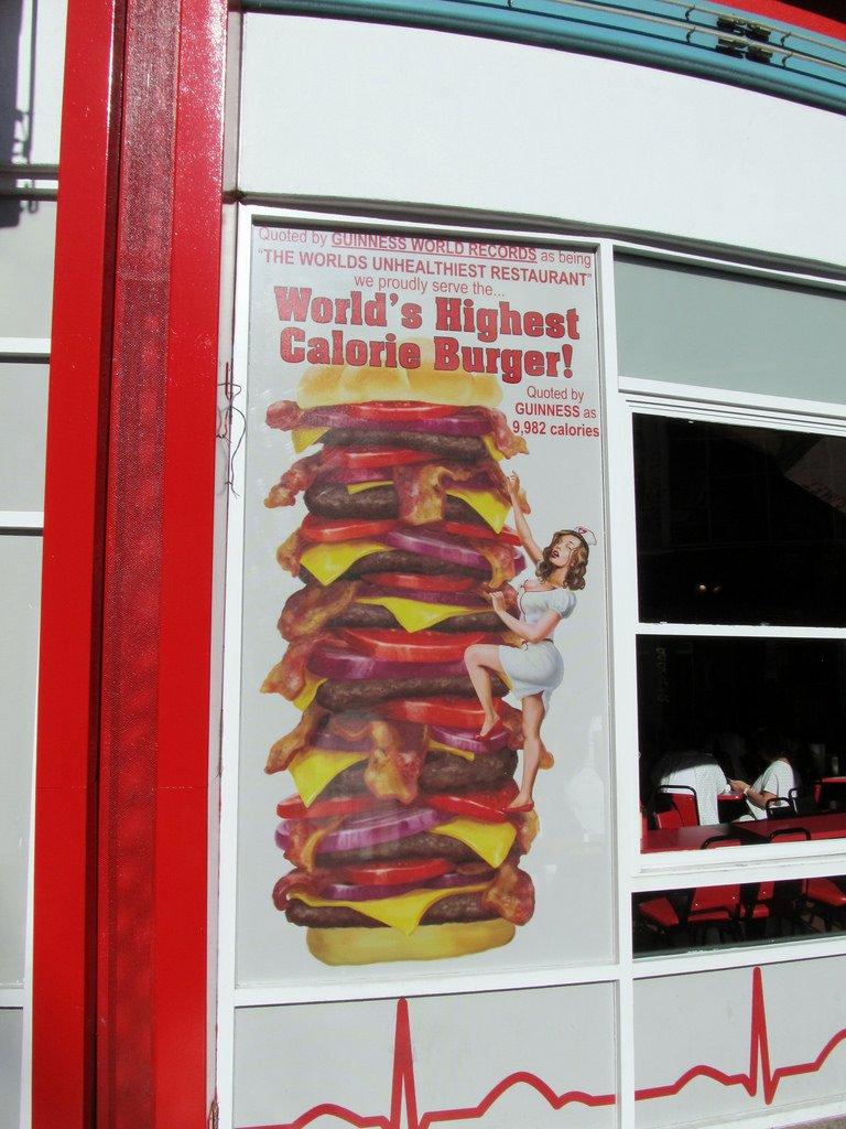 ההמבורגר הגדול. תמונה מאתר .flickr.com
